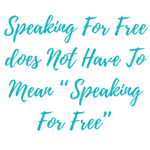 speaking-for-free-does-not-have-to-mean-speaking-for-free
