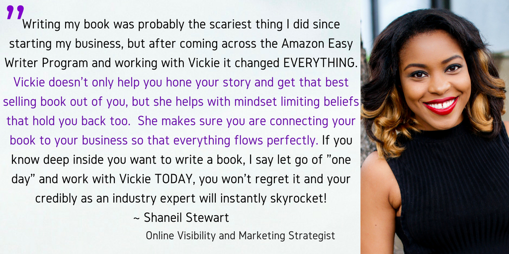 become a best selling author