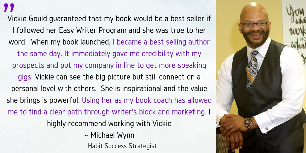 Michael Wynn Easy Writer